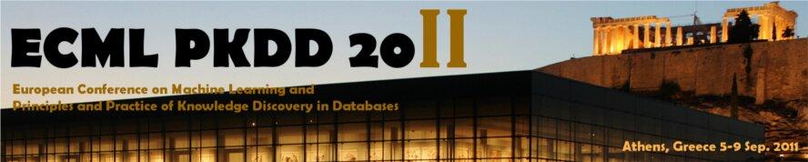 ECML/PKDD 2011